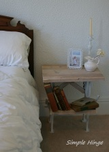 Repurposed Nightstand