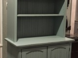 Custom Kitchen Hutch